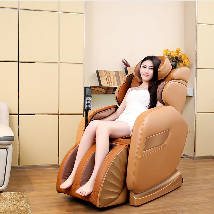 Tiết lộ tính năng kéo dãn trong ghế massage toàn thân