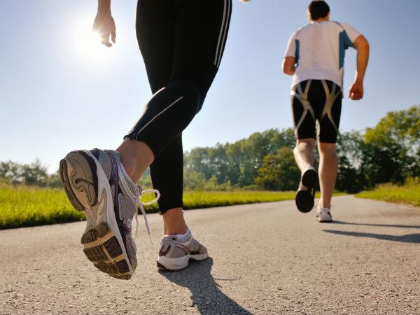 Tránh xa viêm khớp với chạy bộ