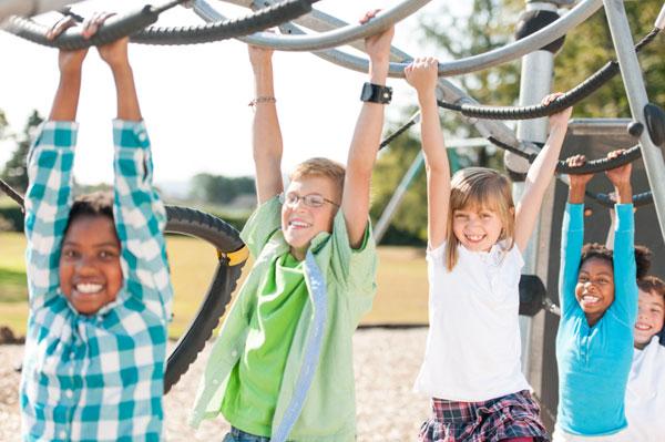 Trẻ em tập xà cần chú ý gì ?