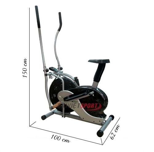 xe đạp tập leo núi royal 850