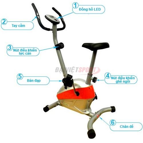 Xe đạp tập thể dục 561C