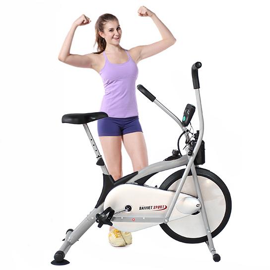 Xe đạp tập thể dục Đại Việt DV-6412