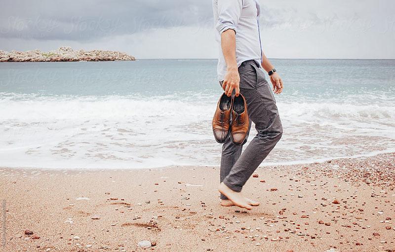 11 mẹo tận dụng tối đa thời gian đi bộ thể dục trên bãi biển