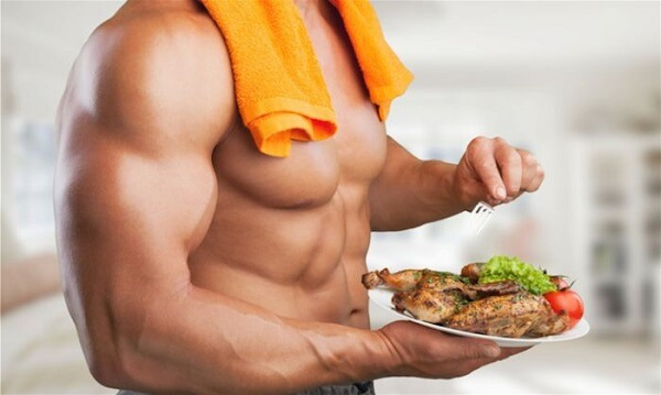 Chế độ ăn eat clean khi tập giàn tạ