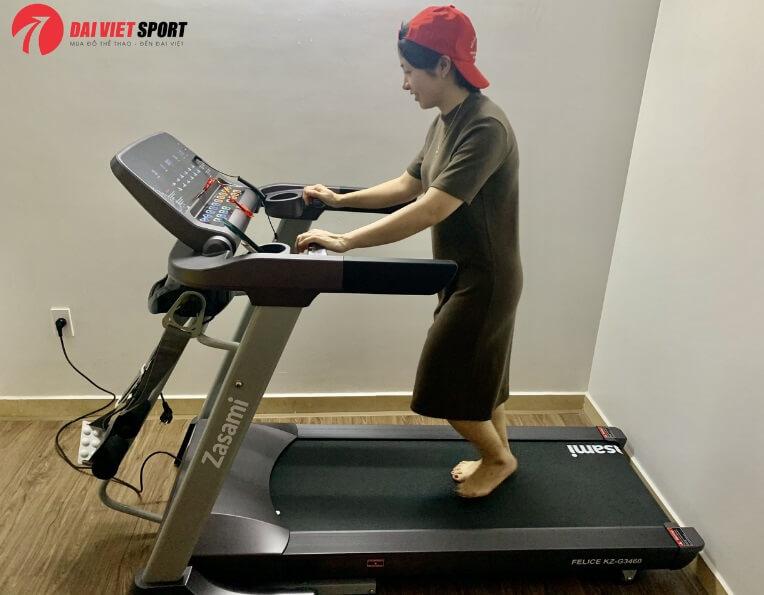 Máy chạy bộ Zasami có tốt không?
