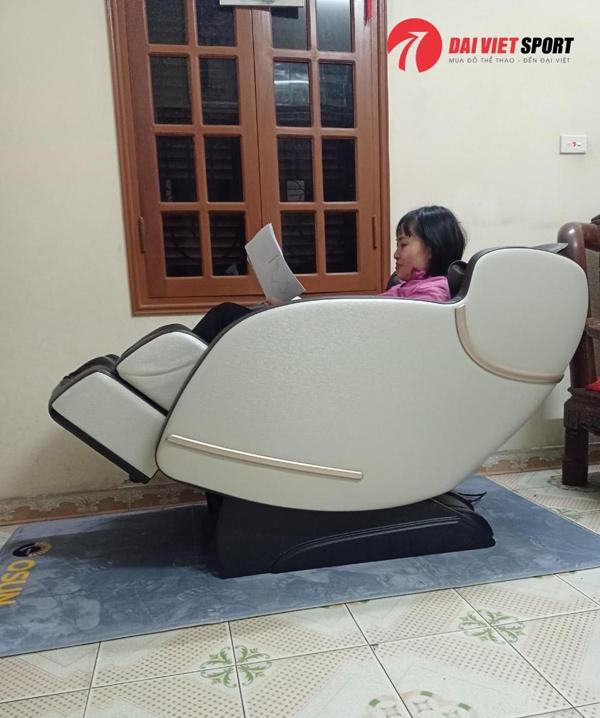 Muôn màu thị trường ghế massage