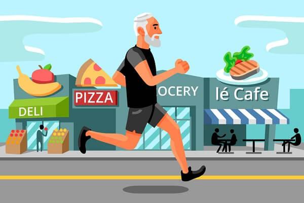 Chạy bộ trên máy có cần thực phẩm bổ sung không ?
